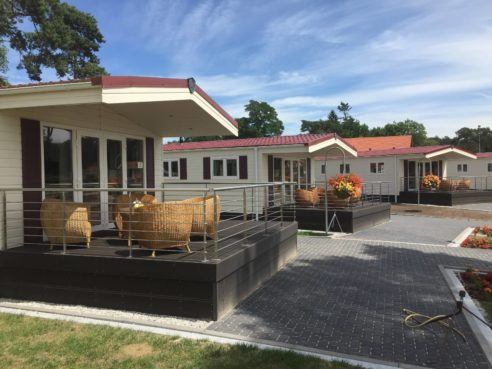 Chalet Nova - Camping de Somerense Vennen - Someren