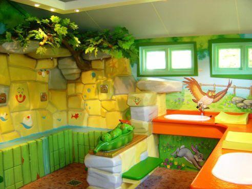 Kindersanitair camping - de Somerense Vennen