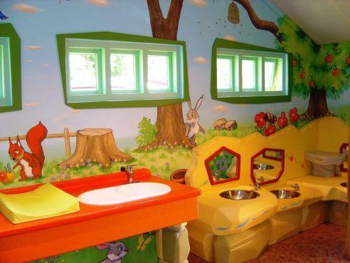 Sanitair voor kinderen - de Somerense Vennen