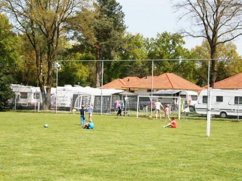 Sportveld camping Somerense Vennen